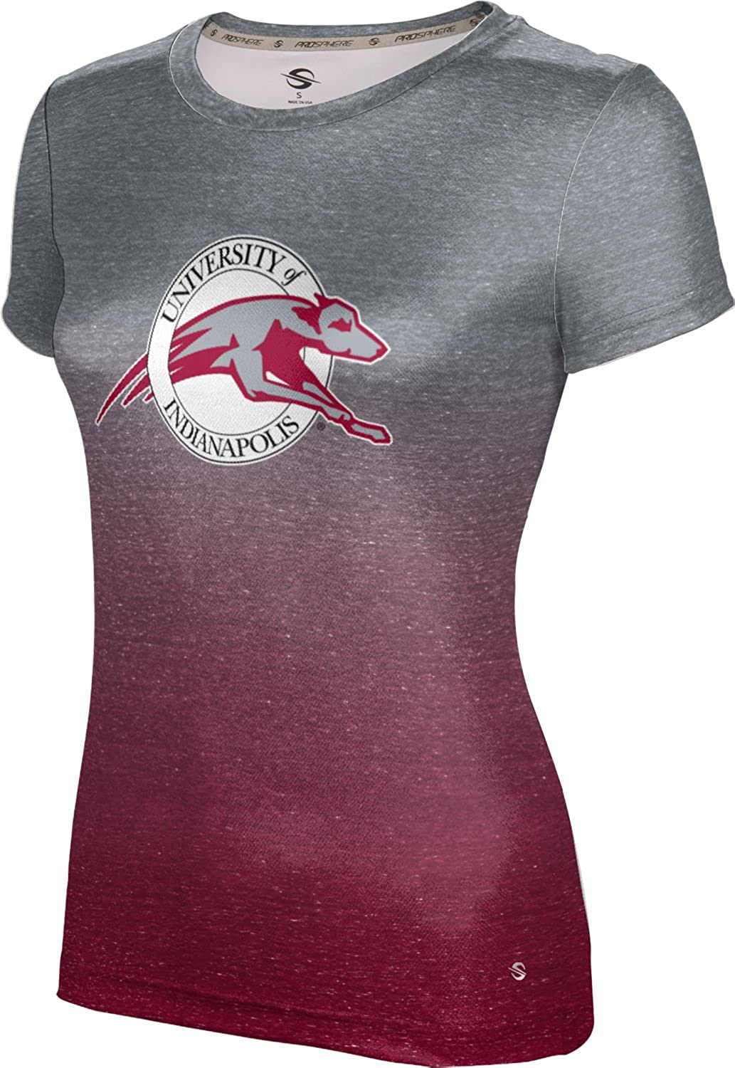 ProSphere University of Indianapolis Girls' Performance T-Shirt (Ombre)