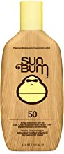 Sun Bum Original SPF 50 Sunscreen Lotion   Vegan and Reef Friendly (Octinoxate & Oxybenzone Free) Broad Spectrum Moisturiz...