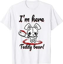 Evil Bunny T Shirt | Psycho Horror Easter Shirt