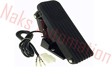 Naks Automation Foot Pedal Throttle for Electric Rickshaw / car / Bike / Scooter