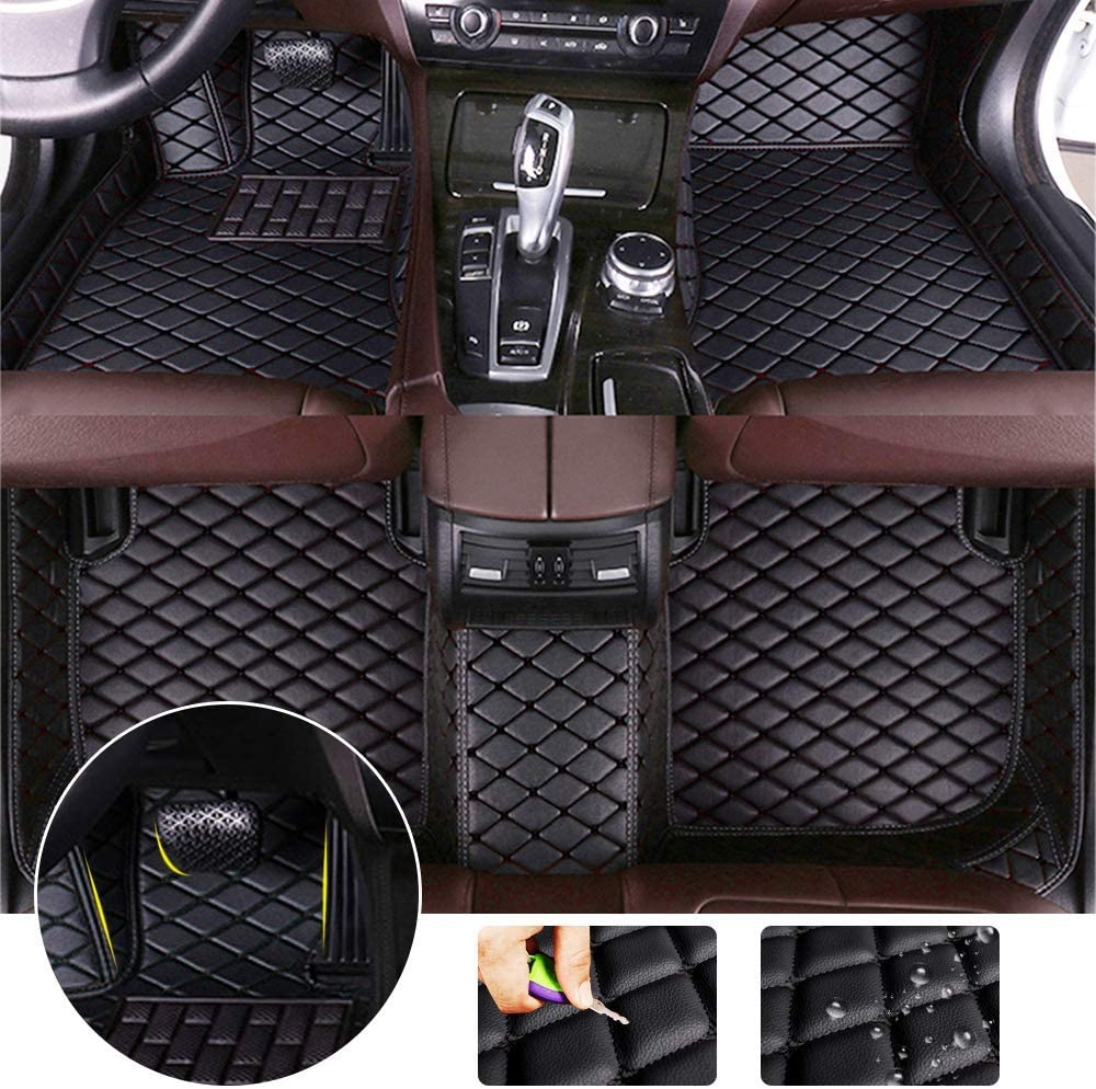 OFFicial store All Weather Floor Mat for Free Shipping Cheap Bargain Gift 2011-2012 Hatchback 500 Full Fiat Prot