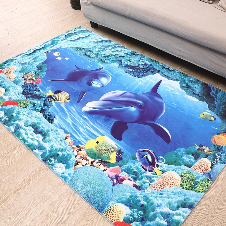 Beautiful Anti-Slip Mats Blanket for Bedroom Doormat Indoor Mats Foot Pad Doormats Hall,Household Mats-H 120x180cm(47x71inch)