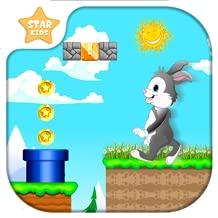 Easter Bunny Jungle Run