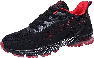 VVQI Laufschuhe Herren Damen Sneaker Sportschuhe Turnschuhe Mode Leichtgewichts Freizeit Atmungsaktive Fitness Schuhe