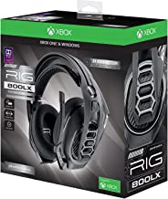 Plantronics Gaming Headset, RIG 800LX Wireless Gaming Headset for Xbox One Atmos Code NOT Included(Renewed)