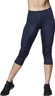 CW-X Women's Stabilyx Joint Support 3/4 Capri Compression Tight