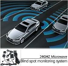 $209 » CarBest New Radar Based Blind Spot Sensor and Rear Cross Traffic Alert System, BSD, BSM, 24GHZ Microwave Radar Blind Spot ...