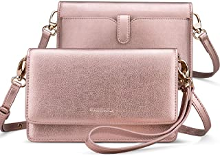 nuoku Women Small Crossbody Bag Cellphone Purse Wallet...