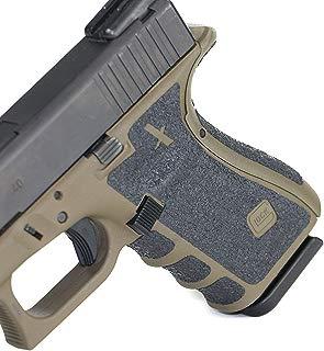 Foxx Grips -Gun Grips Glock 19, 23, 25, 32, 38 (Rubber Grip Enhancement)