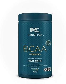 Kinetica BCAA Hydrofuel, Fruit Punch, 30 Servings, 450 g