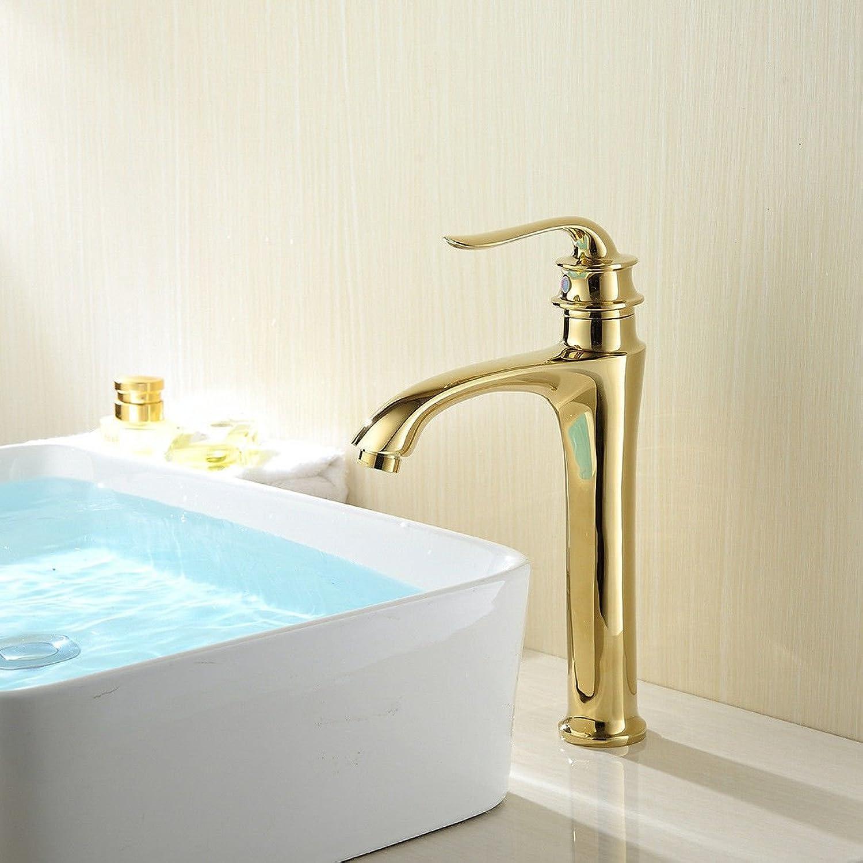 Lvsede Bad Wasserhahn Design Küchenarmatur Niederdruck Kupfer Verchromt Gold Bad Heies Und Kaltes Wasser Einzeleinheit