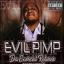 evil pimp albums