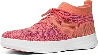FitFlop Womens Uberknit Slip On High Top Sneakers
