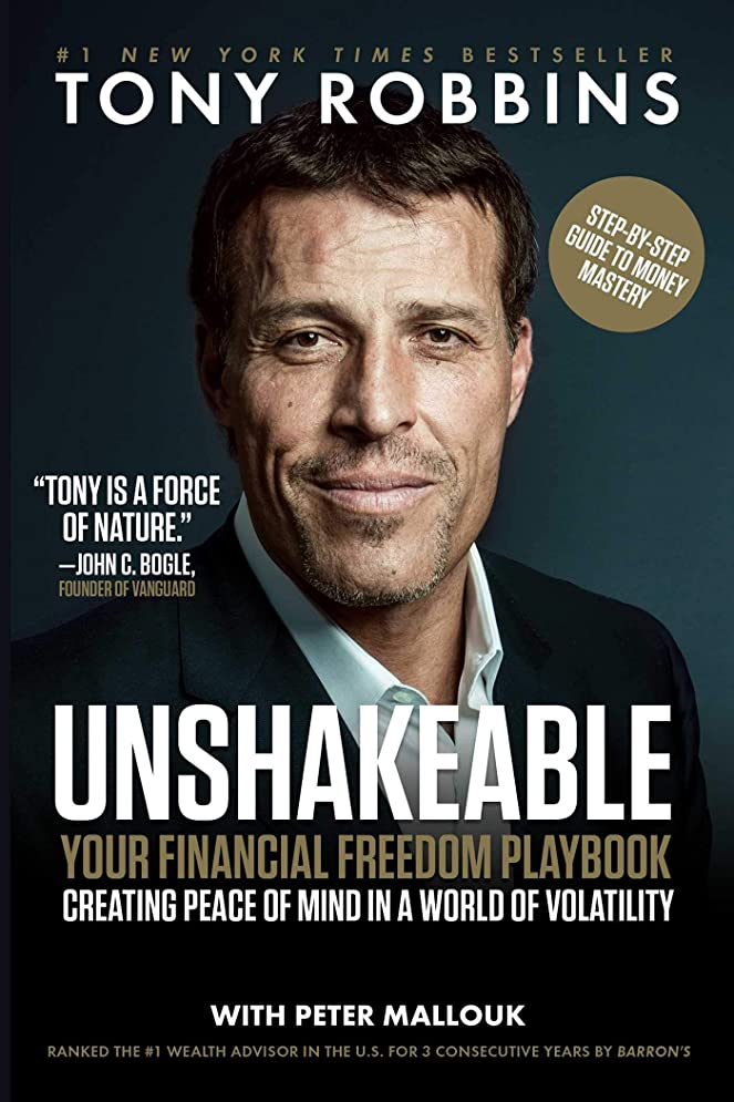 テーマ第九毎日Unshakeable: Your Financial Freedom Playbook (English Edition)