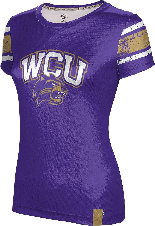 ProSphere Western Carolina University Girls' Performance T-Shirt (End Zone)