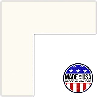 24x30 Cloud / Chantilly Custom Mat for Picture Frame with 20x26 opening size (Mat Only, Frame NOT Included)