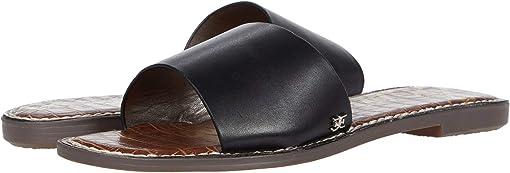 Black Atanado Leather