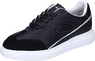 GUARDIANI Sneaker Uomo Pelle Nero