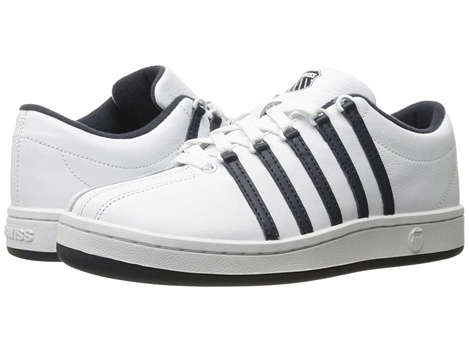 K-Swiss The Classictm (White/Blue Nights) Women