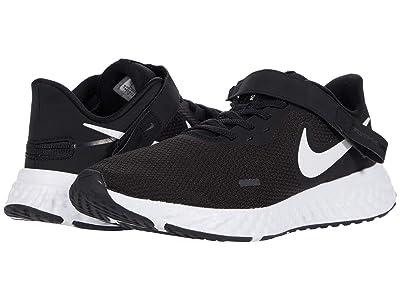 Nike Flyease Revolution 5 (Black/White/Anthracite) Men