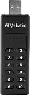 Verbatim 49428 Unità Flash USB, 64 GB, USB Tipo A 3.0 (3.1 Gen 1), Nero