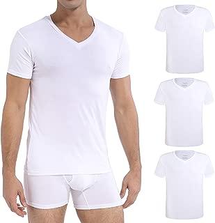 Best bamboo fiber t shirt Reviews