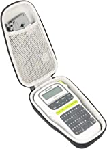Khanka Hard Travel Case Replacement for Brother P-Touch, PTH110, Easy Portable Label Maker