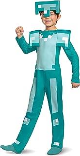 Disguise Minecraft Armor Boys' Jumpsuit Costume