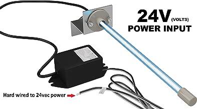 24 volts Pureuv Uv Light AIR Purifier for Ac Hvac Coil 24v 14