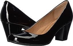 Black Eva Classic Patent