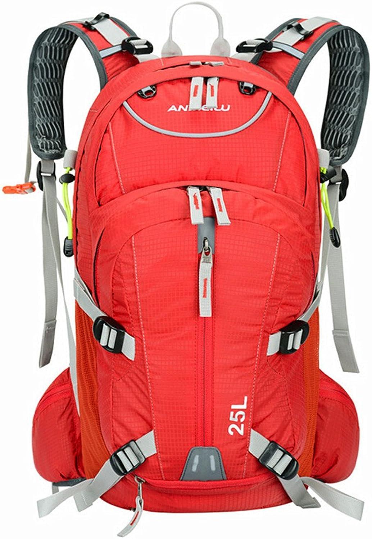 Ich werde jetzt Manahmen ergreifen Bergsteigen Rucksack Schulter Funktion Reiten Reisen zu Fu Freizeit Sport neutrale Mnner und Frauen für den Einsatz im Freien geeignet