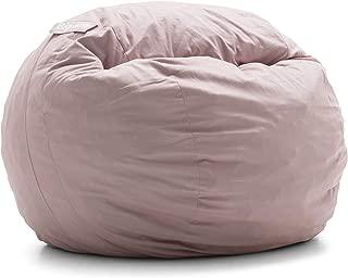 Big Joe Lenox Shredded Foam Bean Bag, Kid's, Desert Rose