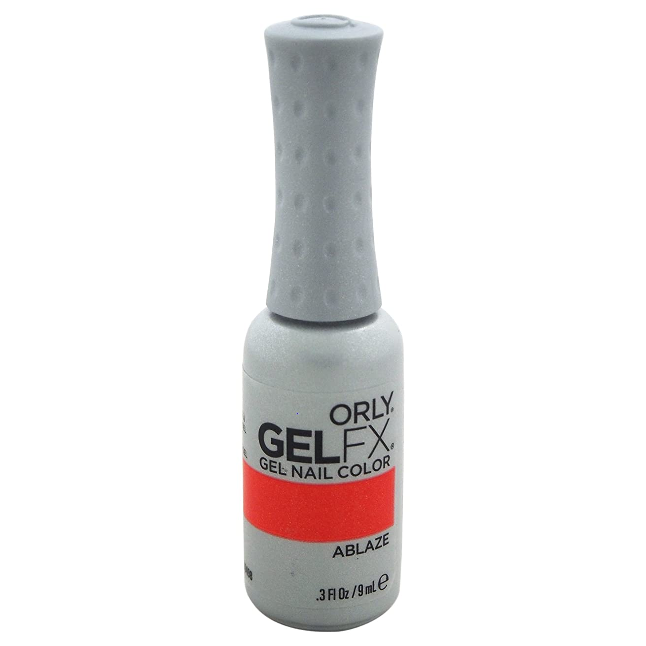 帝国失業売り手Orly GelFX Gel Polish - Ablaze - 0.3oz / 9ml