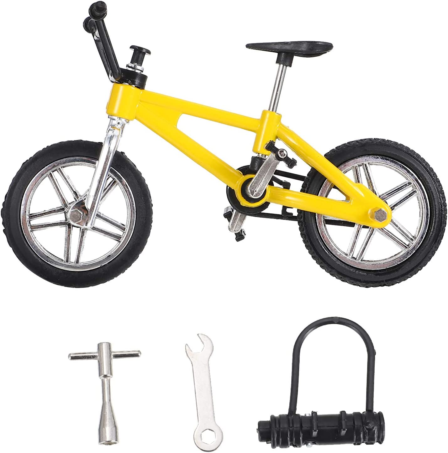 Abaodam Mini Mountain Bike Alloy Finger Kids Childre Toy Bicycle Philadelphia Outlet SALE Mall