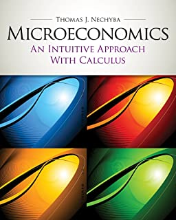 Aplia for Nechyba's Microeconomics: An Intuitive Approach with Calculus, 1st Edition