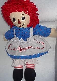 Hasbro Raggedy Ann [Toy]