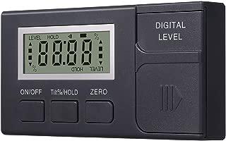 Neoteck Medidor de Ángulos Digital LCD Transportador de Á