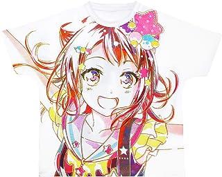 BanG Dream! ガールズバンドパーティ! 戸山香澄 Poppin'Party Ani-Art フルグラフィックTシャツ ユニセックス Lサイズ