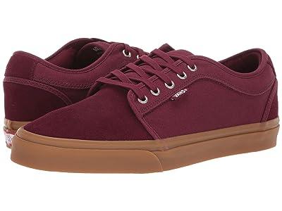 Vans Chukka Low (Port Royale/Gum) Skate Shoes