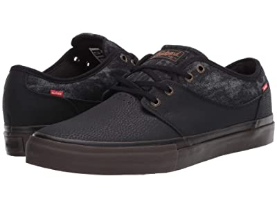 Globe Mahalo (Black/Denim/Gum) Men