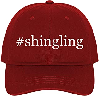 The Town Butler #Shingling - A Nice Comfortable Adjustable Hashtag Dad Hat Cap