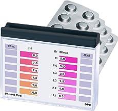 PQS Test Kit DPD Cloro/Bromo, Multicolor