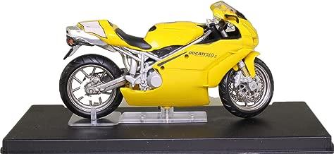 ducati 749s 2003 bike 1.24 scale diecast model by ixo