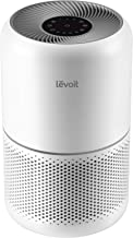 LEVOIT Air Purifier for Home Allergies and Pets Hair Smokers in Bedroom, H13 True HEPA Filter, 24db Filtration System Clea...