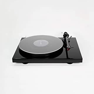 Acrylic Turntable Mat | Transparent | LP Slipmat