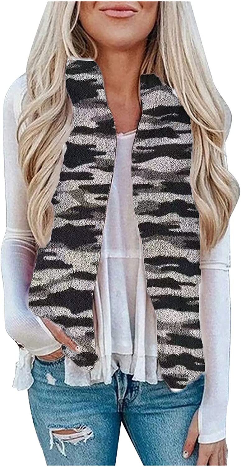 Kanzd Sweater Vest for Women Trendy Up 2021 new Credence Casual Zip Graphi Vintage