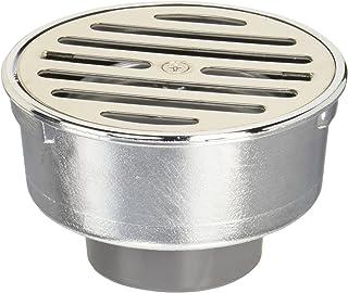三荣水栓 【总线排水口用打水口】 排水口SU?VU管兼用 100X50 H50-100X50