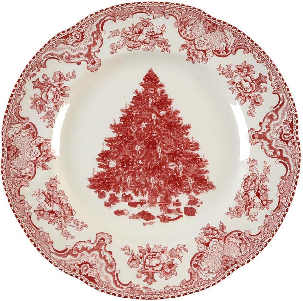 Johnson Bros. Old Britain Max 67% OFF Castles Pt Pink Xmas Dinner Max 68% OFF Plates