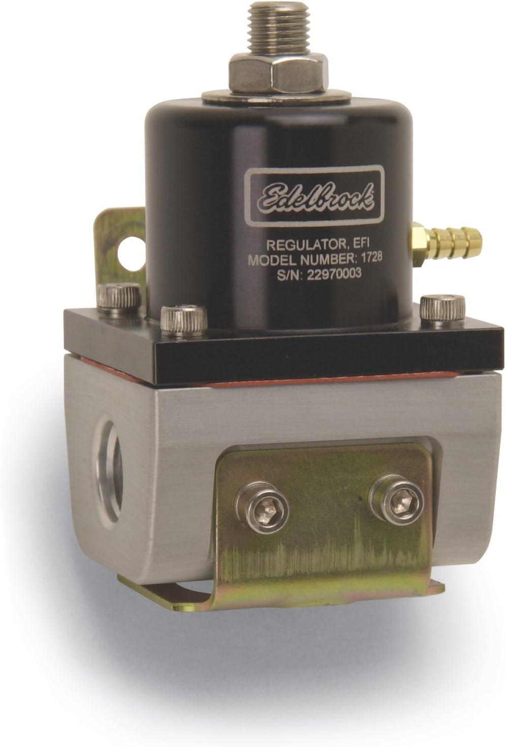 Edelbrock 1728 Aluminum Fuel All items free shipping Sale special price Regulator Pressure