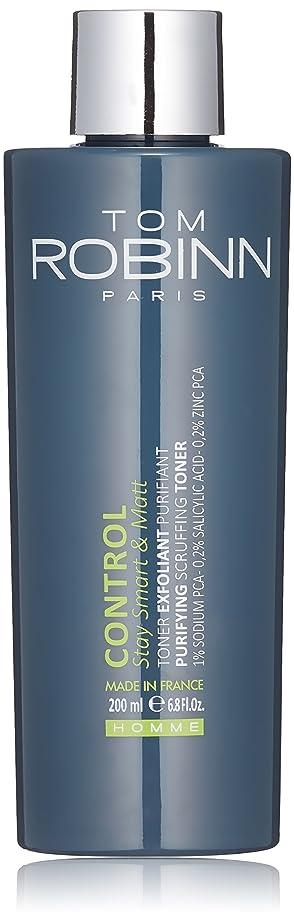 アルミニウム無効有名なトム?ロビン トーニングローションC (化粧水) 200mL 【 オイリー/テカリ 肌向け】